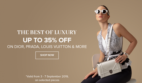 The Luxury Closet | Online Shopping Shoes, Bags & Watches