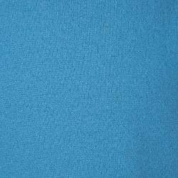 Burberry Children Blue Novacheck Shoulder Patch Detail Sweater 8Yrs