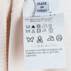 Dolce & Gabbana Beige Hooded Cardigan 4 Yrs