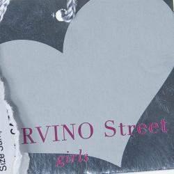 Scervino Street Girls White Bodice Detail Sleeveless Dress 6 Yrs