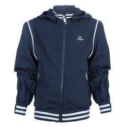 GF Ferre Dark Blue Rain Jacket 8 Yrs