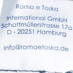Roma e Tosca Azure Blue Tutu Underskirt 10 Yrs