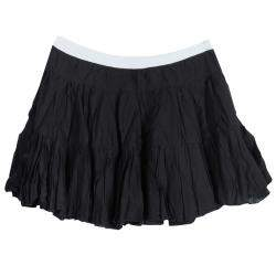 Roma e Tosca Black Cotton Skirt 14 Yrs