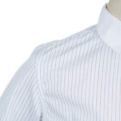 Simonetta Mini White Pinstripe Shirt 5 Yrs