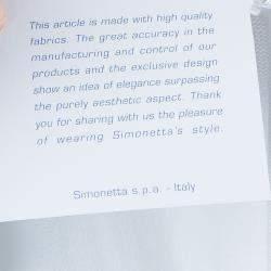 Simonetta Mini White Bolero Top 7 Yrs