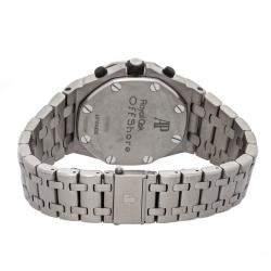 Audemars Piguet Black Titanium Royal Oak Chronograph 25721TI.OO.1000TI.06 Men's Wristwatch 42 MM