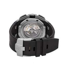 Audemars Piguet Black Titanium And Ceramic Royal Oak Offshore Chronograph 26405CE.OO.A002CA.02 Men's Wristwatch 44 MM