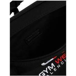 Balenciaga Black Gym Wear Belt Bag