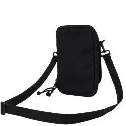 Balenciaga Black Nylon Explorer Crossbody Bag