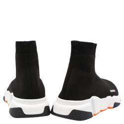 Balenciaga White Speed Trainers Size 42