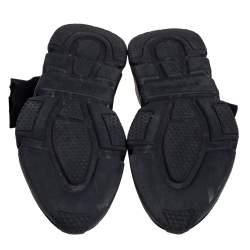 حذاء رياضي بالنسياغا سليب أون سبيد قماش تريكو أسود مقاس 40