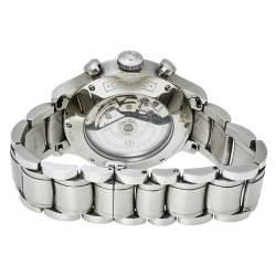 Baume & Mercier Blue Stainless Steel Capeland M0A10066 Men's Wristwatch 44MM