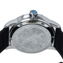 Bernhard H. Mayer Blue Stainless Steel Drift Men's Wristwatch 44 mm