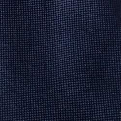 Boss By Hugo Boss Navy Blue Cotton Silk Tie