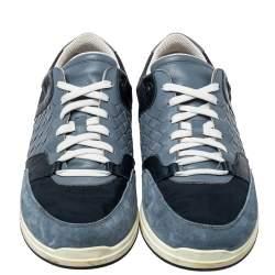 حذاء رياضى بوتيغا فينيتا منخفض من أعلى نايلون وسويدى أزرق مقاس 42