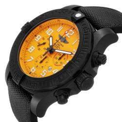 Breitling Yellow Breitlight Avenger Hurricane XB0170 Men's Wristwatch 50 MM
