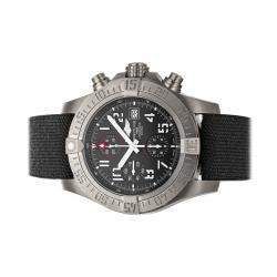 Breitling Black Titanium Avenger Bandit Chronograph E1338310/M536 Men's Wristwatch 45 MM