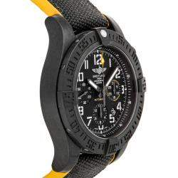Breitling Black Breitlight Avenger Hurricane Breitlight XB0180E4/BF31 Men's Wristwatch 45 MM