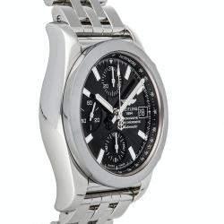Breitling Black Stainless Steel Chronomat W1331012/BD92 Men's Wristwatch 38 MM