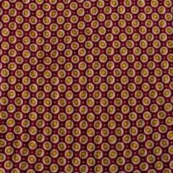 Brioni Bicolor Printed Silk Tie
