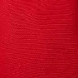 Burberry Red Silk Tie