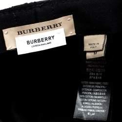 Burberry X Riccardo Tisci B Series Black Kingdom Embroidered Baseball Cap M