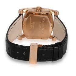 Bvlgari Black 18K Rose Gold Assioma AAP44G Men's Wristwatch 34 MM