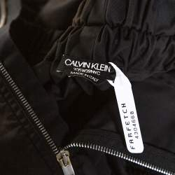 Calvin Klein 205W39NYC Black Firefighter Trousers S