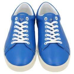 Celine Blue Triomphe Low Top Sneakers  Size EU 43