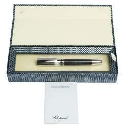 Chopard Brescia Grey Carbon Fiber Palladium Plated Rollerball Pen
