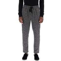 Dolce & Gabbana Chevron Wool Jogger Pants Size EU 48