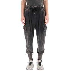 Dolce & Gabbana Grey Delave Jogger Pants Size EU 50