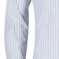 قميص دولتشي أند غابانا مقلم للرجال بأزرار أمامية S