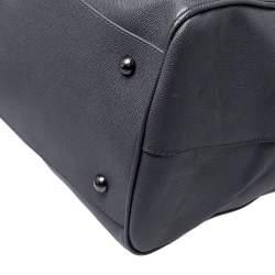 حقيبة سفر دولتشي أند غابانا سيسيلي جلد رصاصي