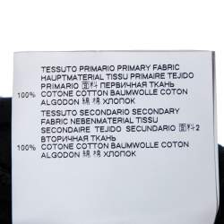 Dsquared2 Black Icon Print Cotton Cool Fit T-Shirt XL