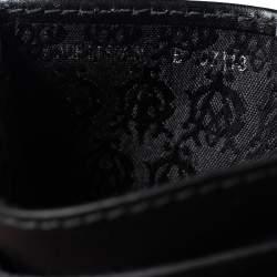 Dunhill Black Leather Card Holder