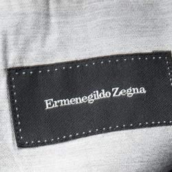 Ermenegildo Zegna Navy Blue Travel Blazer XL