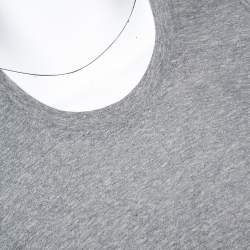 Fear of God Fifth Collection Grey Jersey Sleeveless T Shirt S