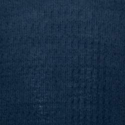 Giorgio Armani Navy Blue Jaquard Knit V-Neck Sweater XXL