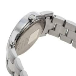 Givenchy Black Stainless Steel Saqqhara REG97678884 Men's Wristwatch 34 mm