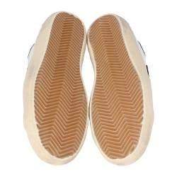 Golden Goose White Superstar Deluxe Size 44