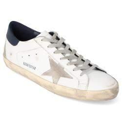 Golden Goose White Superstar low-top sneakers Size EU 42
