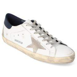Golden Goose White Superstar low-top sneakers Size EU 43