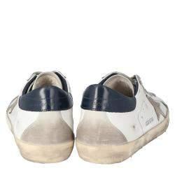 Golden Goose White Superstar low-top sneakers Size EU 44
