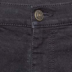 Gucci Black Denim Skinny Fit Jeans M