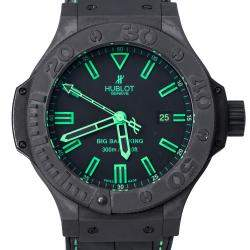 Hublot Black Ceramic Big Bang King 301.CI.1190.GR.ABG11 Men's Wristwatch 44 mm