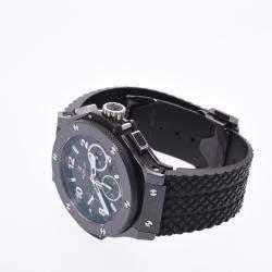 Hublot Black Titanium Big Bang Black Magic 301.CX.130.RX Automatic Men's Wristwatch 42 MM