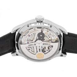 IWC Blue Stainless Steel Portugieser Annual Calendar IW5035-02 Men's Wristwatch 44 MM