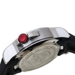 Jaeger-LeCoultre Black Titanium Rubber Master Compressor 150.8.42 Men's Wristwatch 46 mm