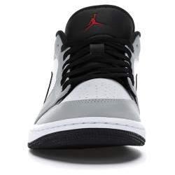 Nike Jordan 1 Low Light Smoke Grey Sneakers Size EU 38.5 (US 6)